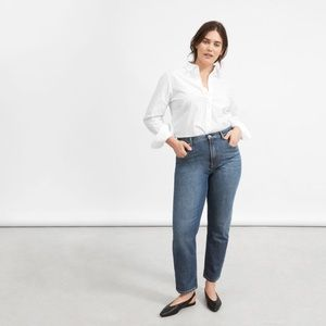 Everlane Cheeky Ankle Straight Leg Jeans
